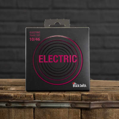 Black Smith 10-46 Electric Guitar Strings