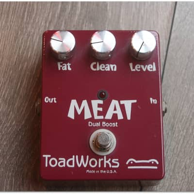 "Toadworks  ""Meat Dual Boost"""
