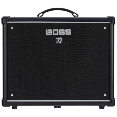 "Boss KTN-50 Katana 50-Watt 1x12"" Modeling Guitar Combo"