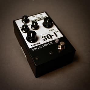 Pete Cornish 3Q-1 Battery-Free 3-Band EQ and Boost