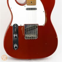 Fender Telecaster 1965 Candy Apple Red image