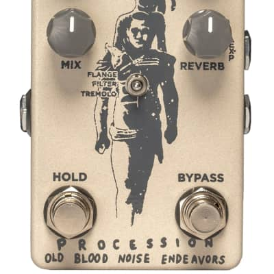 Old Blood Noise Endeavors Procession Sci-Fi Reverb