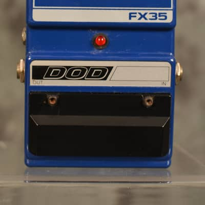 DOD FX35 Octoplus Octave Pedal Vintage 90s USA Made w FAST Same Day Shipping for sale