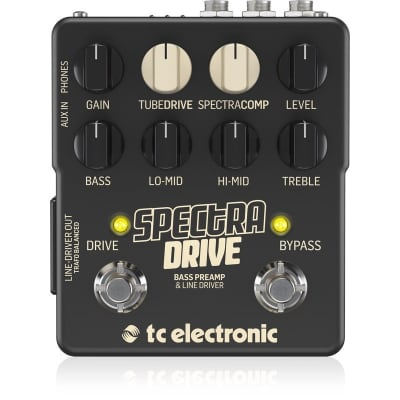 TC Electronic Spectradrive Pedal for sale
