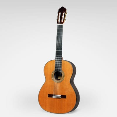Esteve 7 Srsp Solid Spruce / Rosewood Spanish Classical Guitar for sale