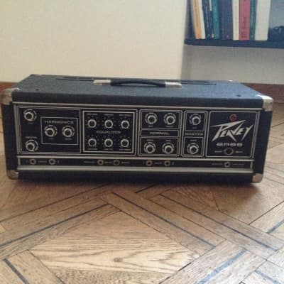 Peavey 400 bass series for sale