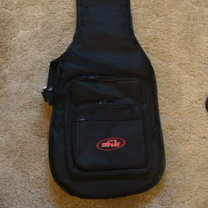 SKB 1SKB-GB66 Electric Guitar Gig Bag w/ Back Straps