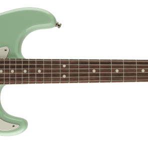 Fender Jeff Beck Stratocaster, Rosewood Fingerboard, Surf Green 717669140755 for sale