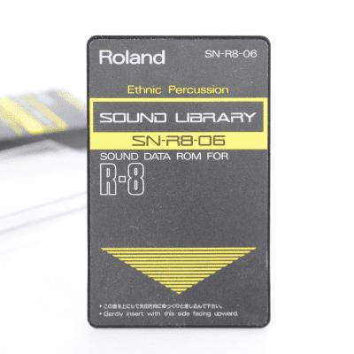Roland SN-R8-06 Ethnic Percussion