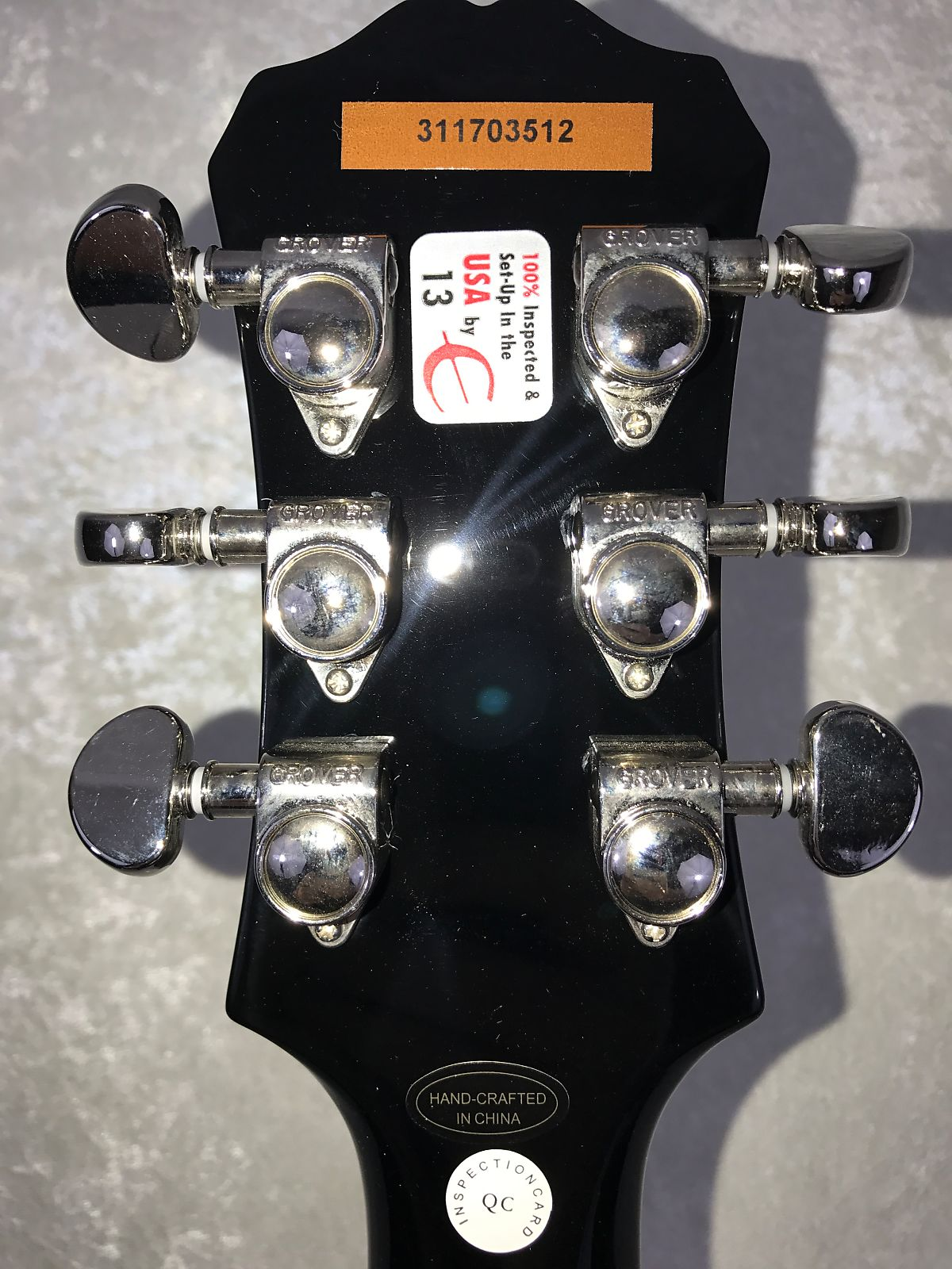 Epiphone Les Paul 60s Tribute Plus Used 2nd W Hsc Transparent Ebony Gibson Classic Electric Guitar Trans The Music