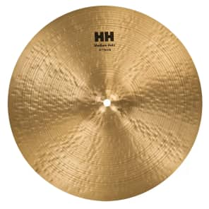 "Sabian 14"" HH Remastered Medium Hi-Hat Cymbals"