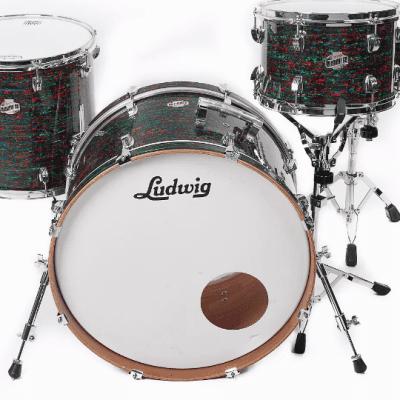 "Ludwig Element SE 14x22"" Bass Drum"