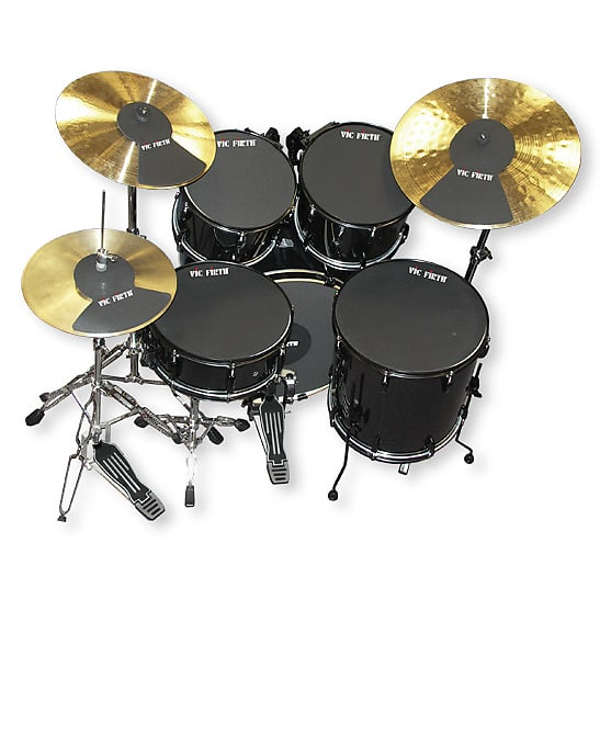 vic firth drum and cymbal mute pack 10 12 14 16 22 reverb. Black Bedroom Furniture Sets. Home Design Ideas