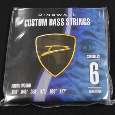 Dingwall Steel Roundwound (6-String)