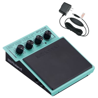 Roland SPD::ONE ELECTRO Digital Percussion Pad POWER KIT