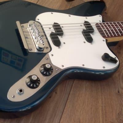 Custom Build Electric XII 12 string guitar. Neck Lic by Fender Musikraft USA. jazzmaster jaguar Body