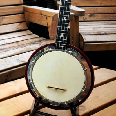Dallas George Formby Banjolele 1950 for sale