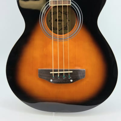 Madera Acoustic-Electric Bass Guitar for sale