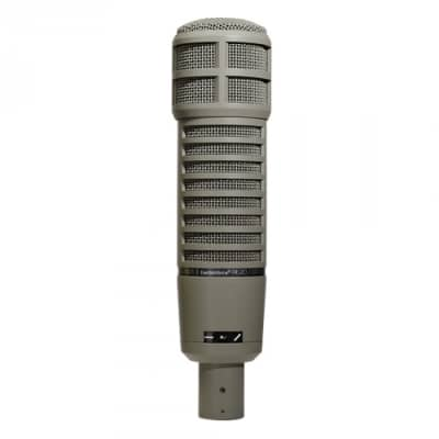 Electro-Voice RE20 Cardioid Dynamic Microphone