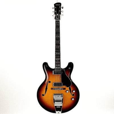 Yamaha SA-50 Hollow Body 1967 - 1972
