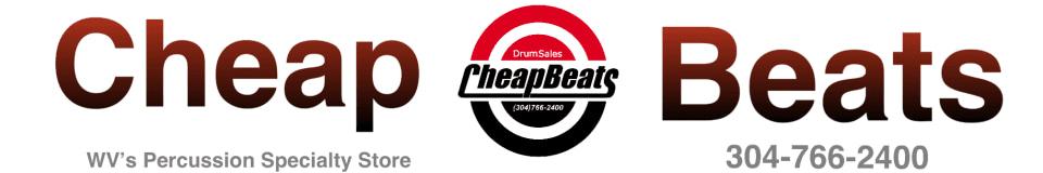 CheapBeats Drum Sales