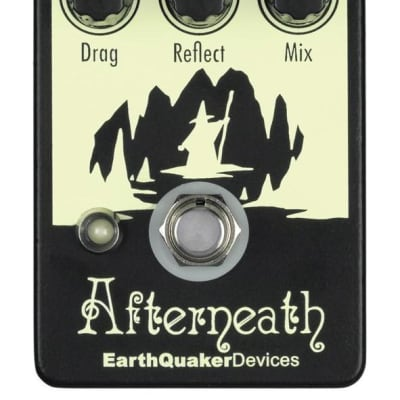 Earthquaker Devices Afterneath V2 Otherworldy Reverb Pedal