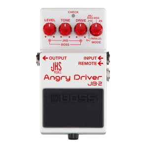 Boss JB-2 JHS Angry Driver Overdrive