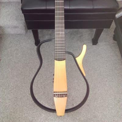 Acoustic Electric Guitars Yamaha Slg-100n Silent Nylon Strings Electro Acoustic Guitar A Great Variety Of Models