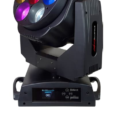 Blizzard STILETTO-BEAST-7x 60W RGBW LED Moving Beam/Wash + Pixel Effects [Restock Item]