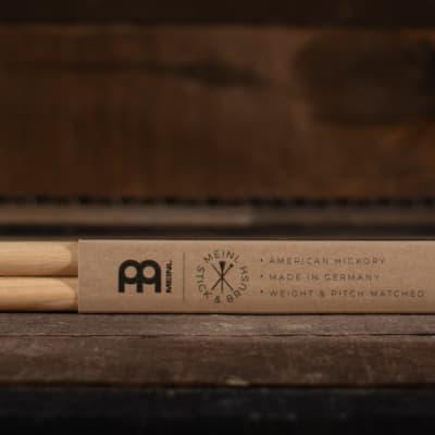 "Meinl 5A Hybrid,16.25"" Hickory, Hybrid Wood Tip"