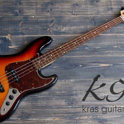 Grass Roots G-JB-55R 3TS 2012 3 Tone Sunburst for sale