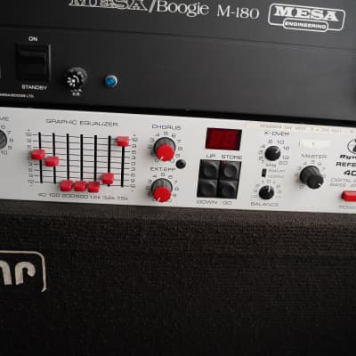 Dynacord Reference 4000 Bass Amp for sale