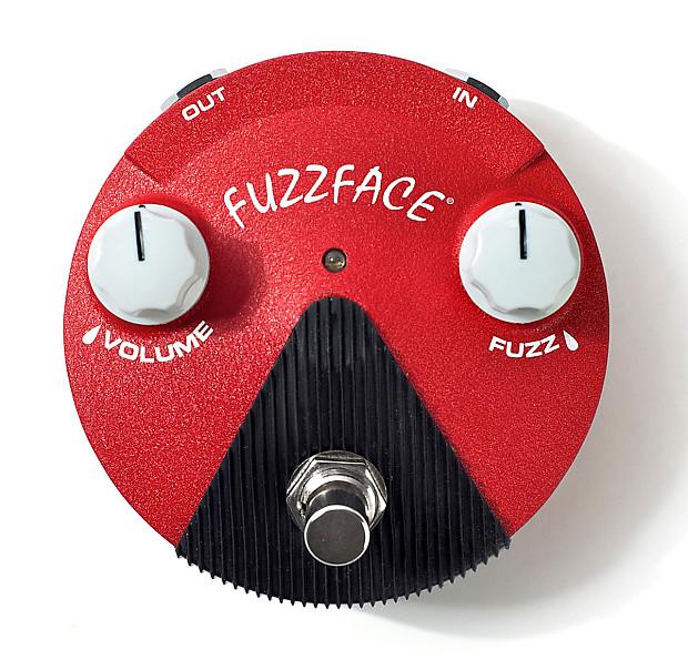 dunlop ffm6 hendrix band of gypsies fuzz face mini pedal reverb. Black Bedroom Furniture Sets. Home Design Ideas