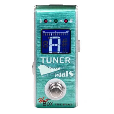 ROWIN LEF-900 Green Tuner Micro Effect Pedal FREE SHIPPING