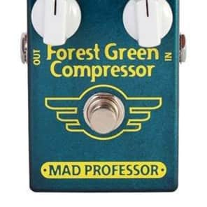 Mad Professor Forest Green Compressor pedal for sale