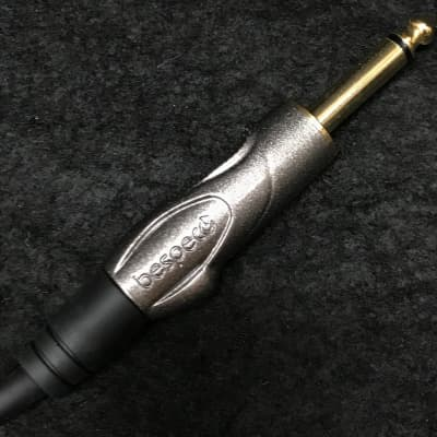 Bespeco TT450 Titanium Tech 4.5 Meter (14.75') Instrument Cable