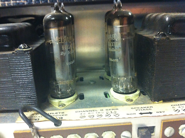 Vintage Heathkit Tube Hifi Amplifier 1960 S Black Amp Reverb