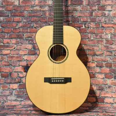 Rein RJN-113 - Lutz Spruce/Figured Mahogany for sale