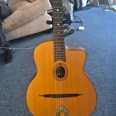 Cigano  GJ-10 Gypsy Jazz Guitar for sale