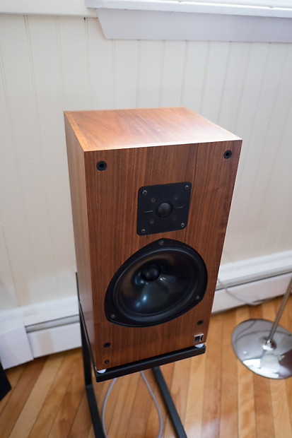 kef 105 2. kef reference 103.2 speakers with stands - cherry 105 2