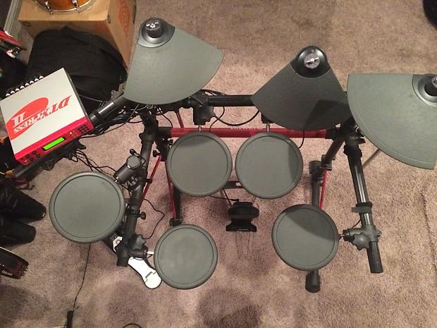 Yamaha DTXpress II Electronic Drum Kit  050937227