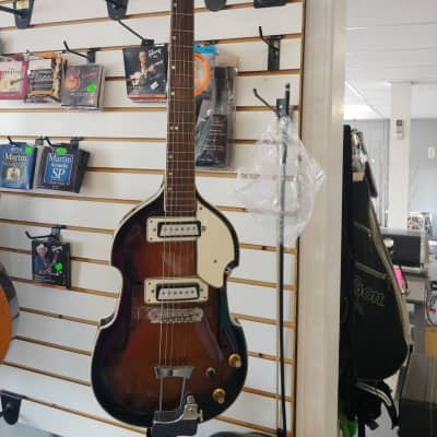 Cameo 6-string Electric 60s-70s Tobacco ? for sale