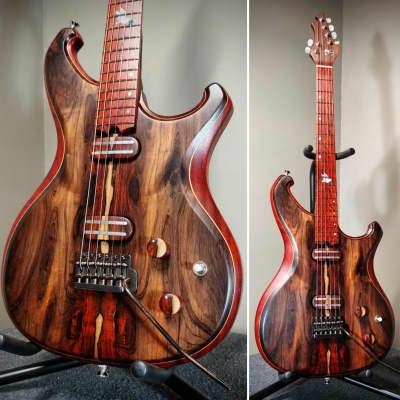 Barlow Guitars Falcon II 2017 Brazilian Rosewood
