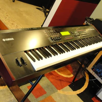 Yamaha S90es Sound List