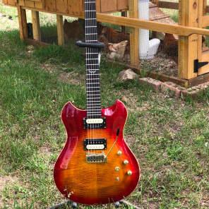 Wechter PM 7350 2014 Red Burst for sale