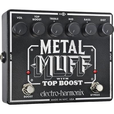 Electro Harmonix Metal Muff for sale