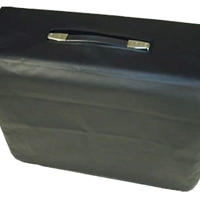 Black Vinyl Amp Cover for a Gibson GA-8T Discoverer Tremolo 5-Tube Combo (gibs066) - Special Deal