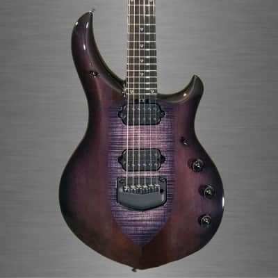 Ernie Ball Music Man John Petrucci Monarchy Majesty Electric Guitar - Black Knight for sale