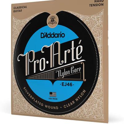 D'Addario EJ46 Pro-Arte Hard Classical Strings (28-44)