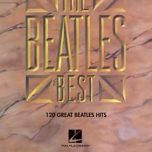 Hal Leonard The Beatles Best for Easy Piano
